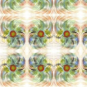 Swirling Poppy