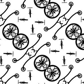 Black Bike 1, L