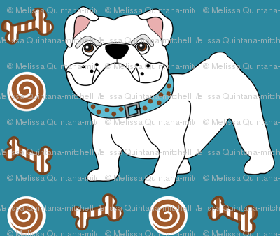 Victor the Little Bulldog