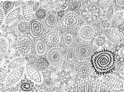 AbstraxFlowerSwirls