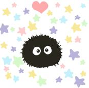 Totoro soot sprites