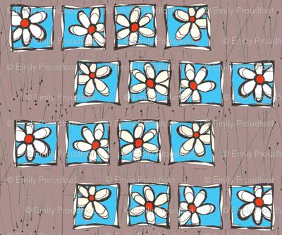 Flowers in Twigs