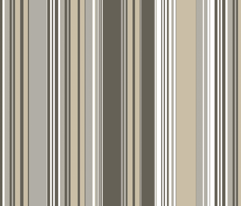 Deco stripe / cement fabric by paragonstudios on Spoonflower - custom fabric