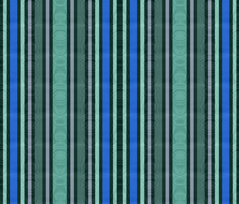 Scarborough Striped Moire fabric by peacoquettedesigns on Spoonflower - custom fabric