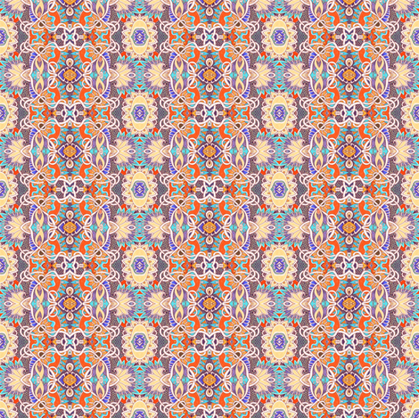 Over and Under fabric by edsel2084 on Spoonflower - custom fabric