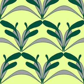 green laurel arch