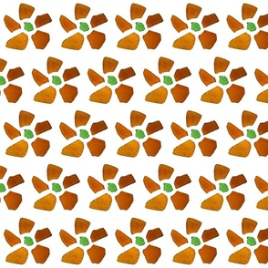 Seaglass Flowers
