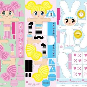 Sweet Loli Dolly -  set 1