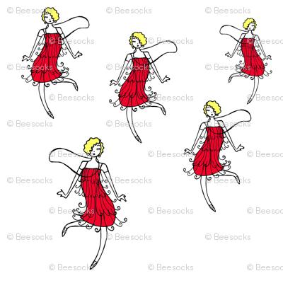 Scattered Flapper Dance