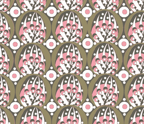 Deco / old hollywood fabric by paragonstudios on Spoonflower - custom fabric