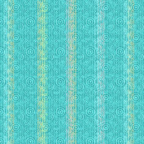 jellyfish_stripe fabric by glimmericks on Spoonflower - custom fabric