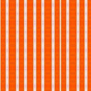 Cabana Stripe- Orange
