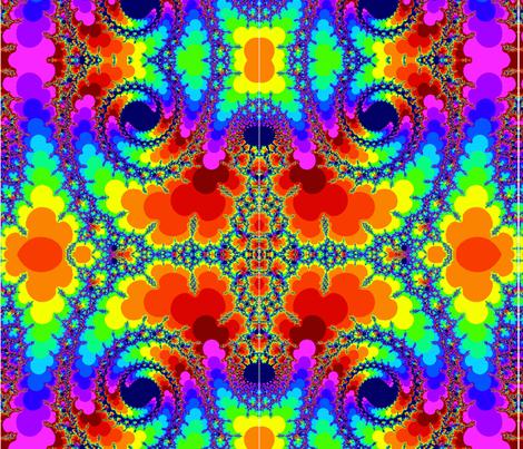 EXPLOSION fabric by bluevelvet on Spoonflower - custom fabric