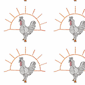 Art-Deco-Chicken