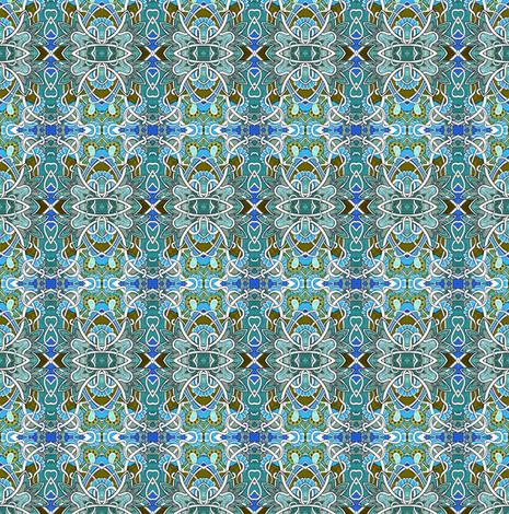 King Arthur's Sine Wave fabric by edsel2084 on Spoonflower - custom fabric