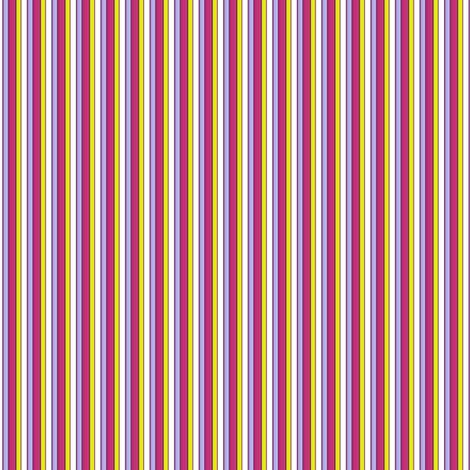Fantastic Jungle Stripes fabric by siya on Spoonflower - custom fabric