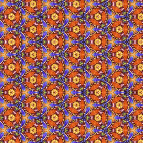Hariha's Triangles fabric by siya on Spoonflower - custom fabric