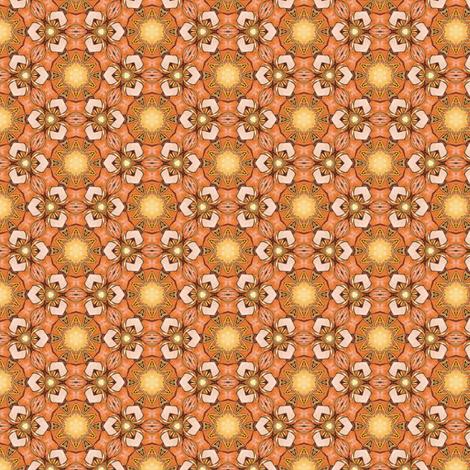 Hia's Daystar fabric by siya on Spoonflower - custom fabric