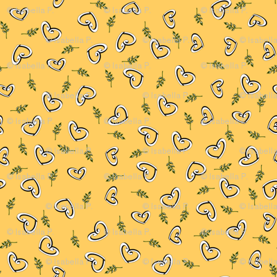 Peace Hearts  -  Sunshine