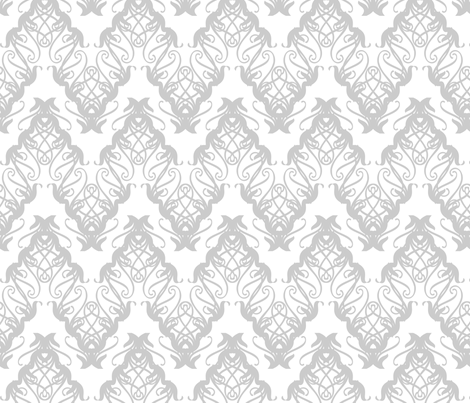 Deco Chevron fabric by meredithjean on Spoonflower - custom fabric