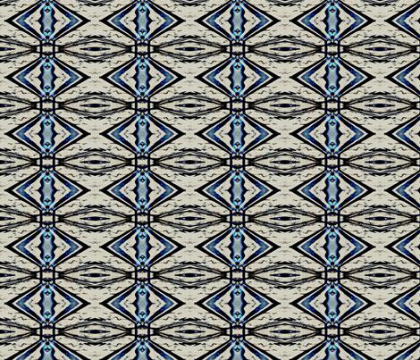 WinterLinen fabric by relative_of_otis on Spoonflower - custom fabric