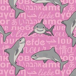 Sharks in love!