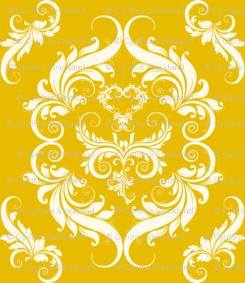 Yellow_Damask_E6BB00
