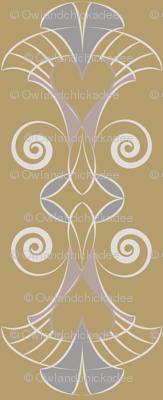 Heart Deco - 4 colors Gold
