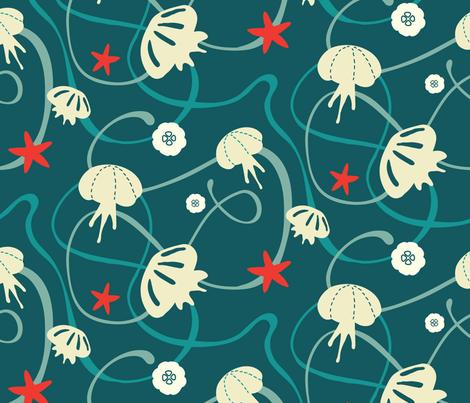 Jolly Jelly fabric by villa_figura on Spoonflower - custom fabric