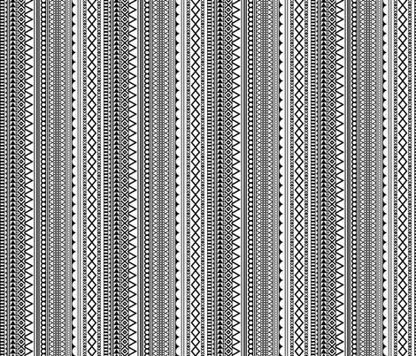 I need Markers Stripes 1 fabric by shala on Spoonflower - custom fabric