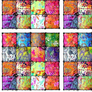 Mini Scribblepaper Squares