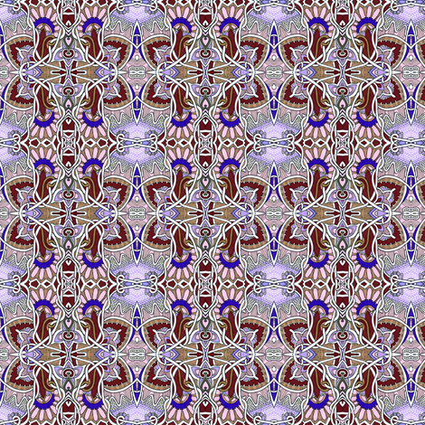 More Moorish fabric by edsel2084 on Spoonflower - custom fabric