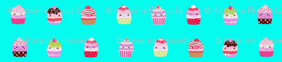 cupcakes smaller scale