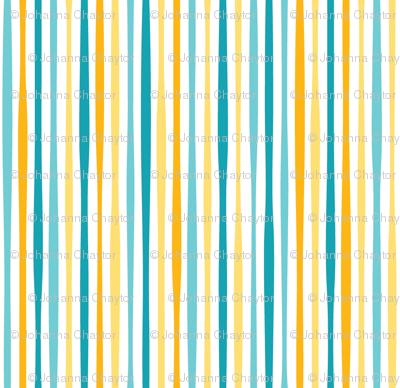 yellow sea stripe