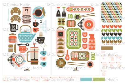 teatowels_coffee_and_sushi
