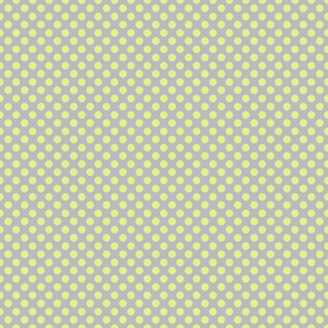 Farmhouse Dots Gray and Green fabric by joanmclemore on Spoonflower - custom fabric
