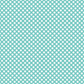Farmhouse Dots Aqua