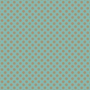 Farmhouse Dots Blue