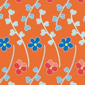 Leaflets - Orange