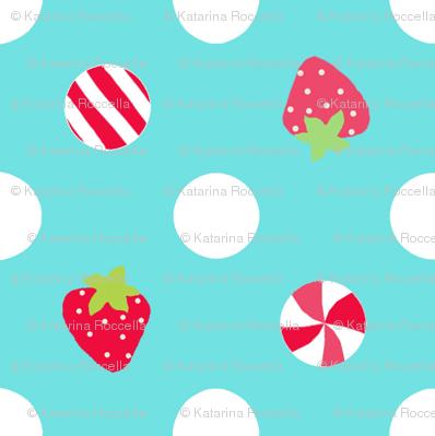 strawberry dot