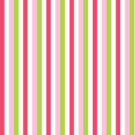 candy stripe fabric by katarina on Spoonflower - custom fabric
