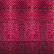 Red Snake Skin II