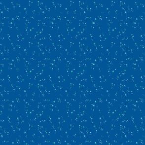 Bubbly sea