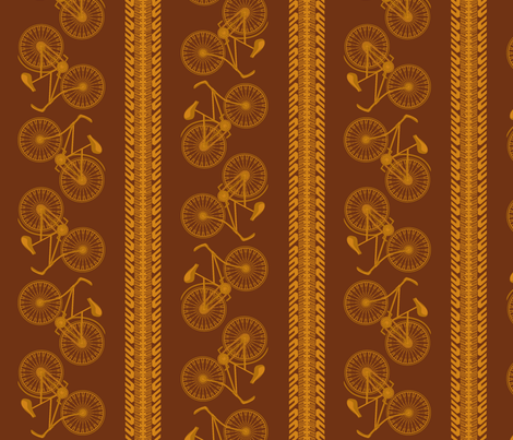 I want to ride my bicycle saddle fabric by glimmericks on Spoonflower - custom fabric