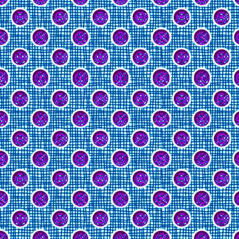 ocean dots fabric by keweenawchris on Spoonflower - custom fabric