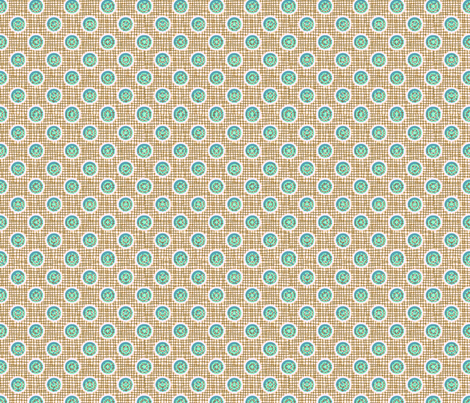 beach dots fabric by keweenawchris on Spoonflower - custom fabric