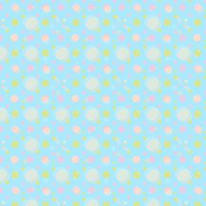 Blue Candy Spots