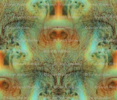 Final Frontier ~ Von Karman Vortices III Brightened
