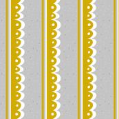 Dandelion Scallops