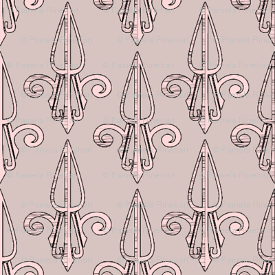 fleurdelis-pjr - pink elephant 2